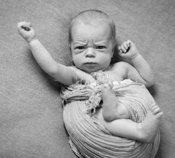 Фотограф Лариса Дубинская. Днепр. Профессиональная фотосъемка новорожденных.
