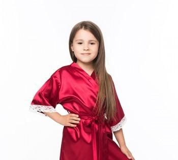 Рекламная съёмка детских халатов