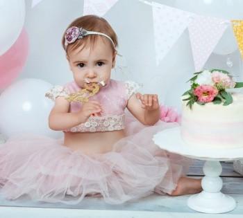 Идеи для фотосессии на один годик ребёнку. Профессиональная фотосъёмка в Днепре.
