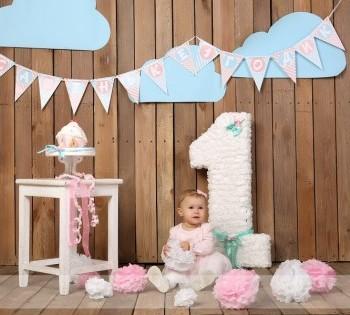 Фотосессия ребёнка 1 год