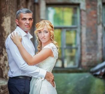 Красивая свадебная фотография. Свадебный фотограф в Днепре.