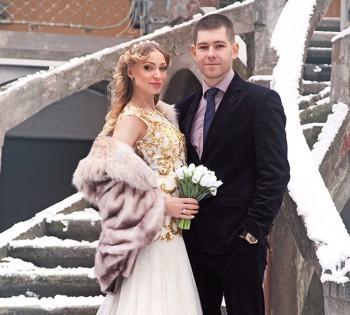 Сказочная свадебная фотосъемка. Свадебный фотограф в Днепре.