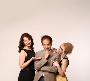 Семейная фотография в студии. Днепр. Профессиональное семейное фото.