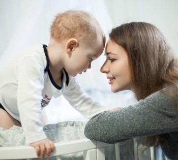 Фотосъёмка мамы и малыша