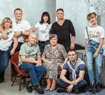 Семейный портрет. Преемственность поколений.