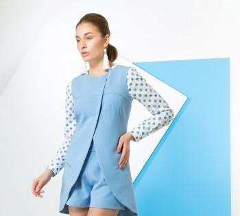 Рекламная съемка бренда женской одежды ТМ «Marulla»
